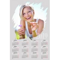 Enolistni koledar Vzorec 218