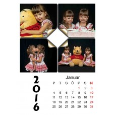 12-Sheet Calendar Sample 10P