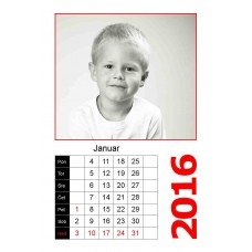 12-Sheet Calendar Sample 1