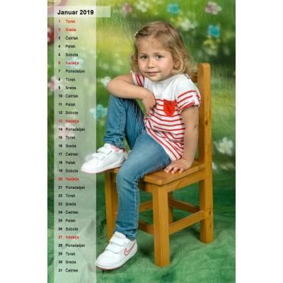 12-listni koledar Vzorec 3P (12-vzorec-3P)