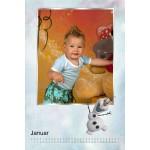 12-Sheet Calendar Sample 7P