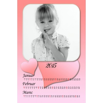 4-listni koledar Vzorec 4P (4-vzorec-4P)