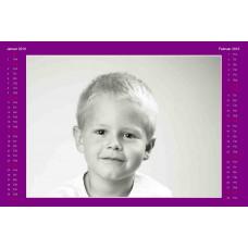 6-listni koledar Vzorec 2L-V