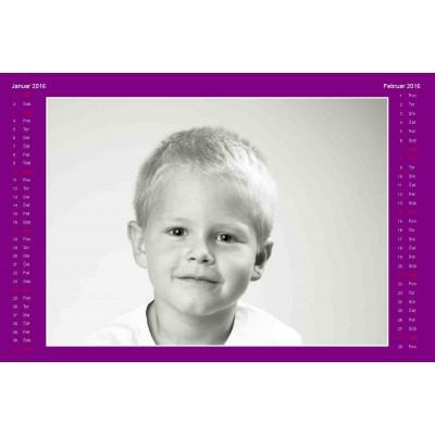 6-listni koledar Vzorec 2L-V (6-vzorec-2L-V)