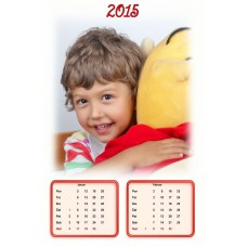 6-Sheet Calendar Sample 2P
