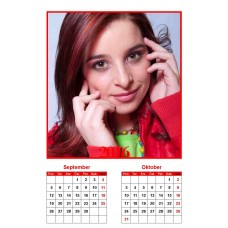 6-Sheet Calendar Sample 3PB
