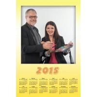 Enolistni koledar Vzorec 035
