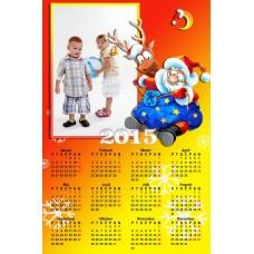 Enolistni koledar Vzorec 055