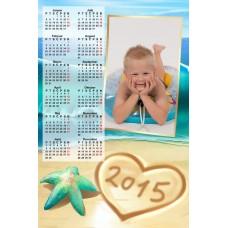 Enolistni koledar Vzorec 065