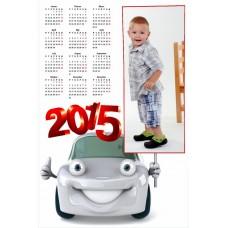 Enolistni koledar Vzorec 067