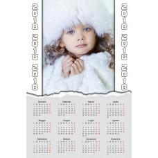 Enolistni koledar Vzorec 078