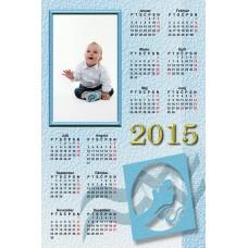 Enolistni koledar Vzorec 081