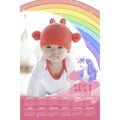 Enolistni koledar Vzorec 228 (1-228-22.015)