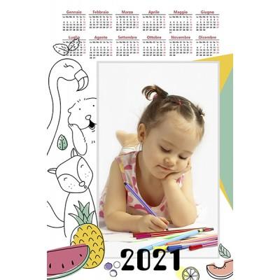 Enolistni koledar Vzorec 230 (1-230-22.017)